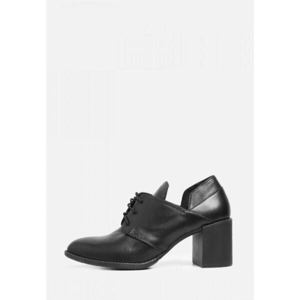 Закрытые кожаные туфли   34007